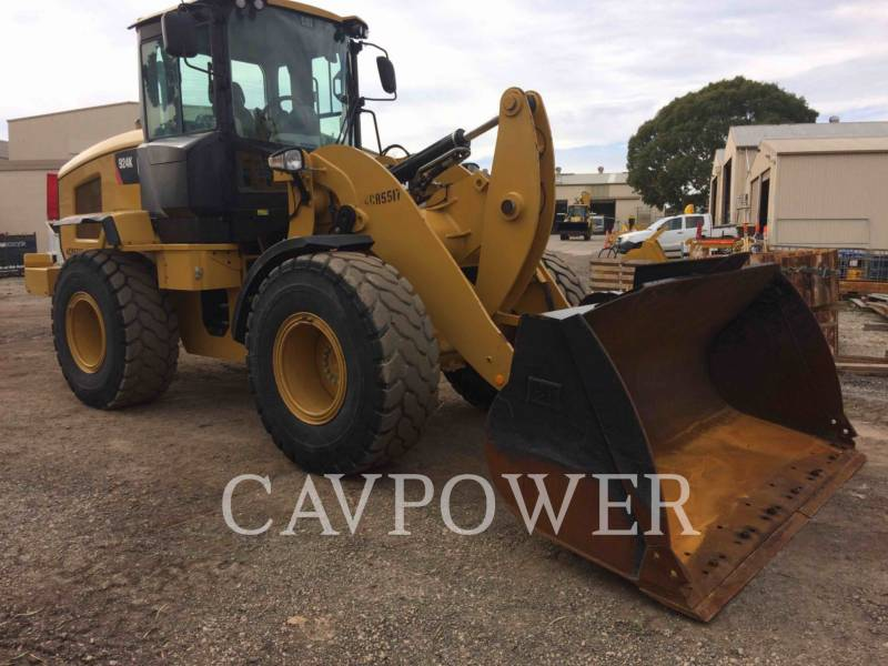 CATERPILLAR WHEEL LOADERS/INTEGRATED TOOLCARRIERS 924 K equipment  photo 2
