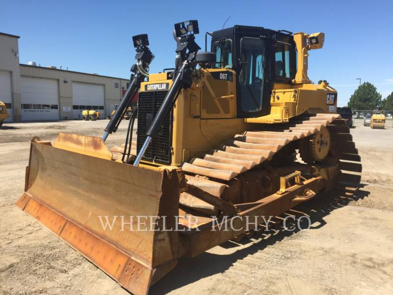 CATERPILLAR TRATTORI CINGOLATI D6T LGP AR equipment  photo 1
