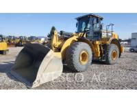 Equipment photo CATERPILLAR 966M XE CHARGEURS SUR PNEUS MINES 1