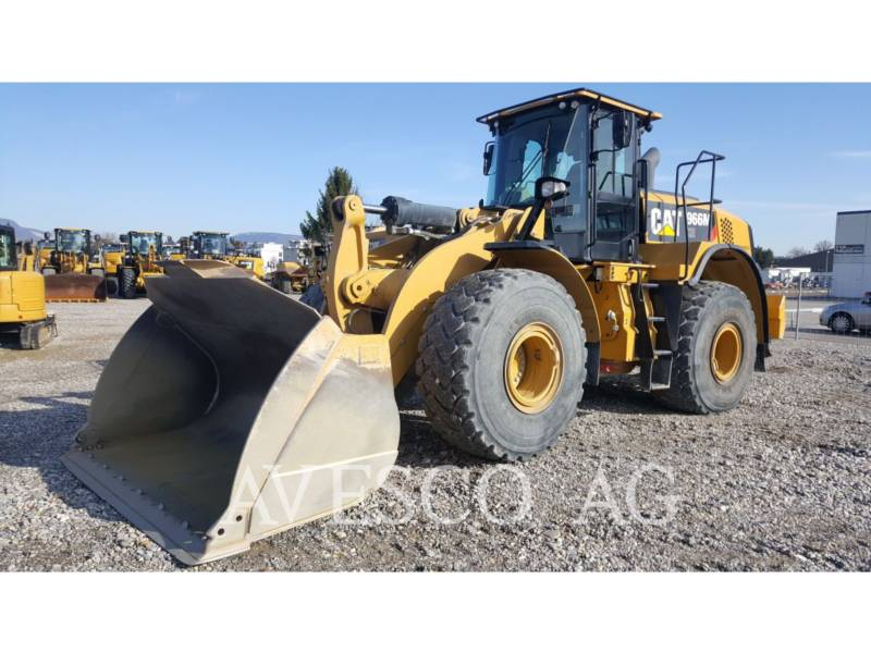 CATERPILLAR MINING WHEEL LOADER 966M XE equipment  photo 1