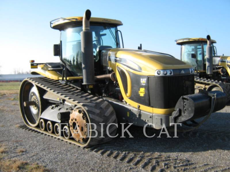 AGCO AG TRACTORS MT865C equipment  photo 1