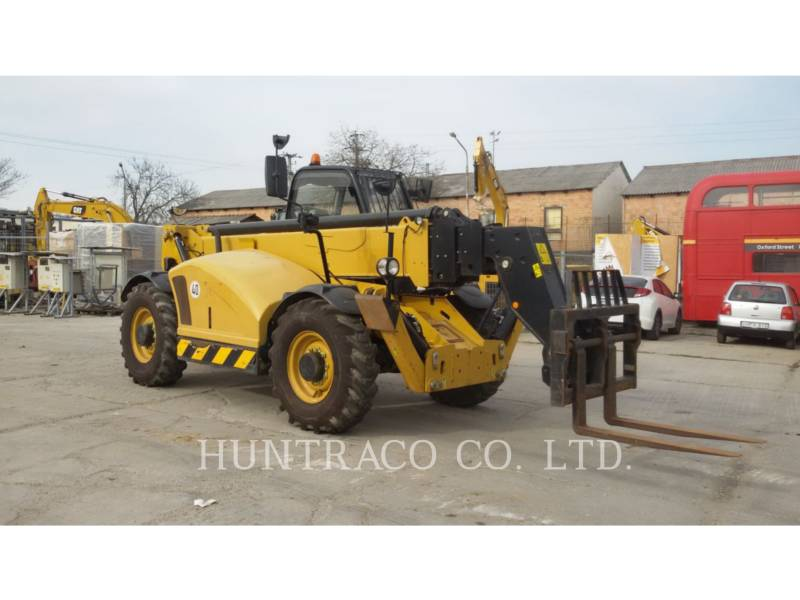 CATERPILLAR TELEHANDLER TH 417 C equipment  photo 3