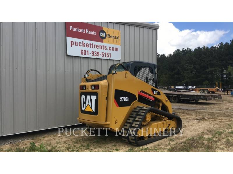 CATERPILLAR MULTI TERRAIN LOADERS 279 C SERIES 2 equipment  photo 4