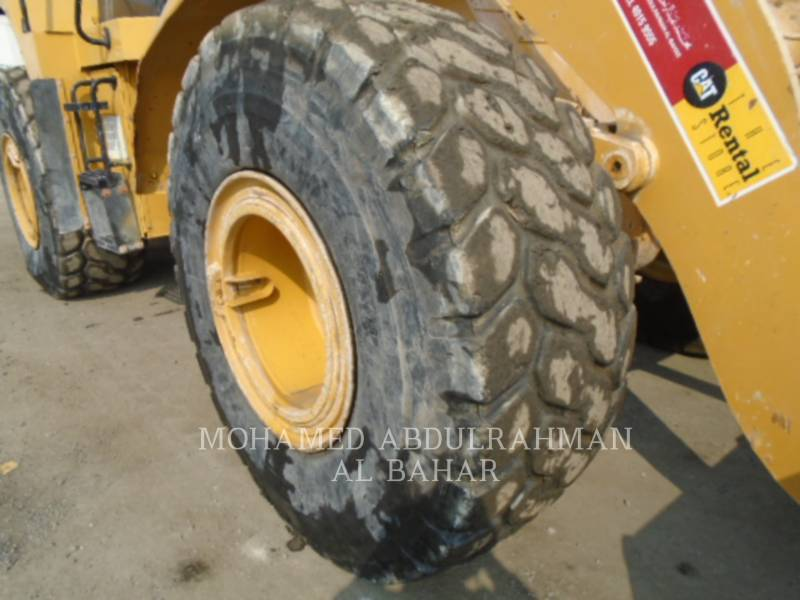 CATERPILLAR CARGADORES DE RUEDAS 950 H equipment  photo 9