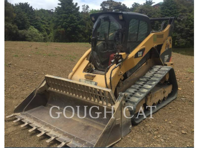 CATERPILLAR CHARGEURS TOUT TERRAIN 289C equipment  photo 1