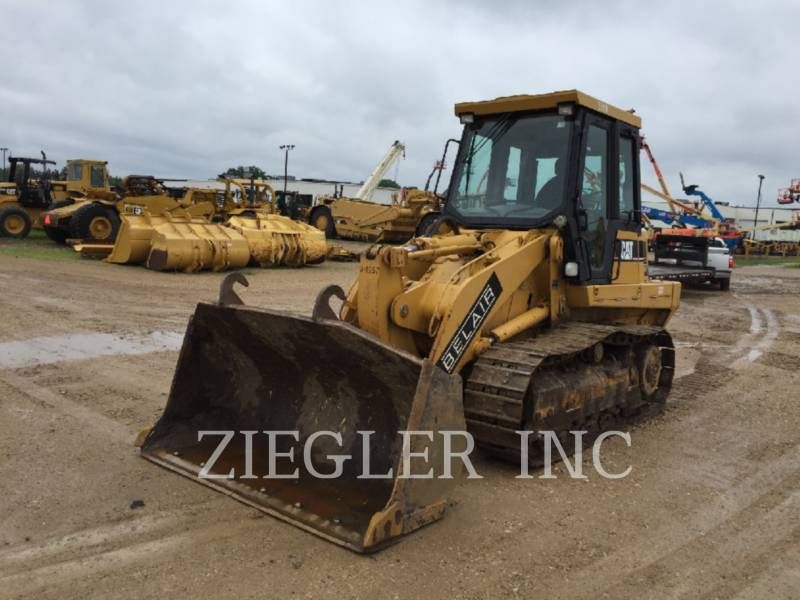 CATERPILLAR KETTENLADER 953C equipment  photo 6