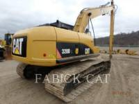 CATERPILLAR ESCAVATORI CINGOLATI 320DL equipment  photo 7