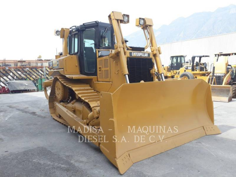 CATERPILLAR TRACTOR DE CADENAS PARA MINERÍA D6T equipment  photo 2