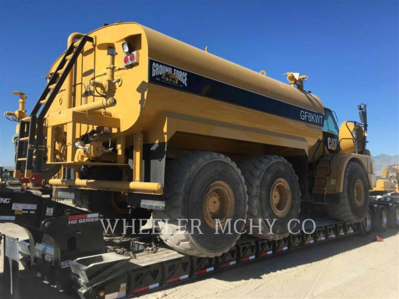CATERPILLAR ARTICULATED TRUCKS WT 740 equipment  photo 5