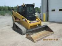 Equipment photo CATERPILLAR 257 DELTALADER 1