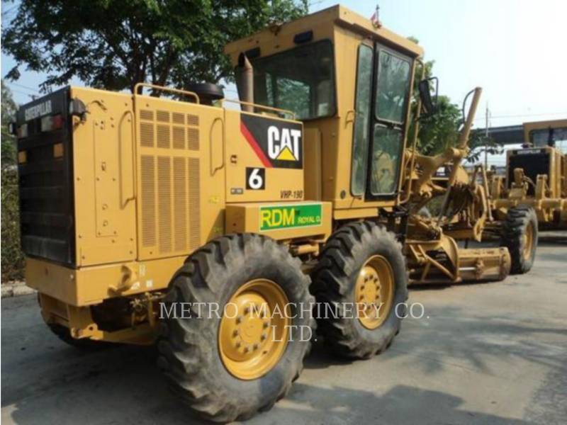 CATERPILLAR MOTOR GRADERS 140K equipment  photo 5