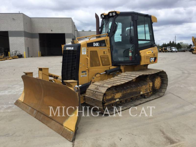 CATERPILLAR TRACTORES DE CADENAS D4K2L CAGSALT equipment  photo 1