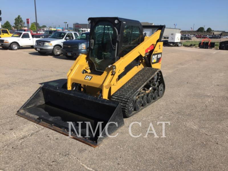 CATERPILLAR CHARGEURS TOUT TERRAIN 287D equipment  photo 1