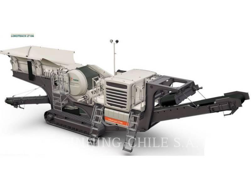 METSO 圧砕機 LT106 equipment  photo 1