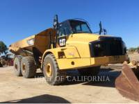 CATERPILLAR ARTICULATED TRUCKS 740B equipment  photo 1