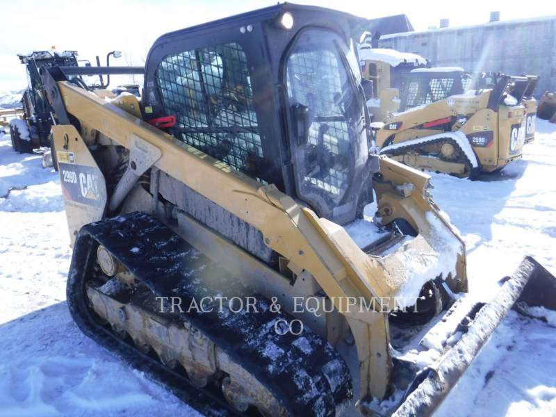 CATERPILLAR KOMPAKTLADER 299D1 H3CB equipment  photo 6