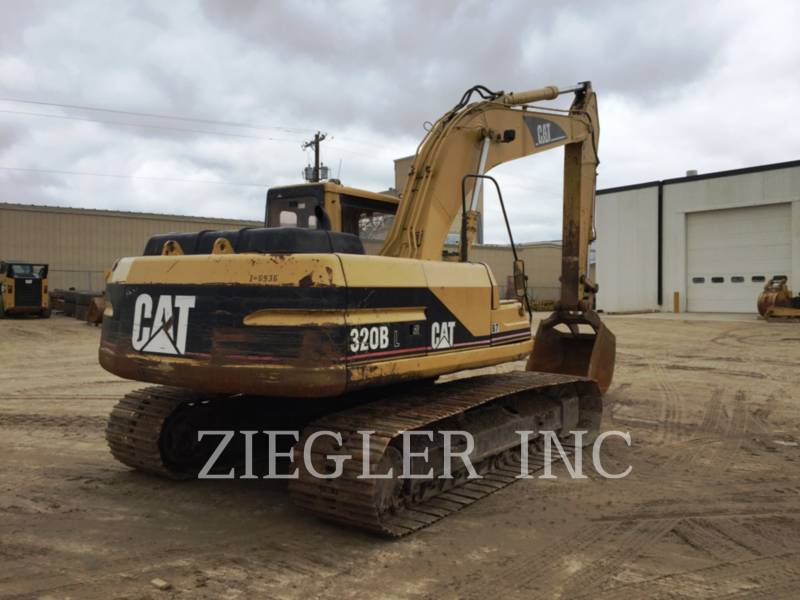 CATERPILLAR EXCAVADORAS DE CADENAS 320BL equipment  photo 2