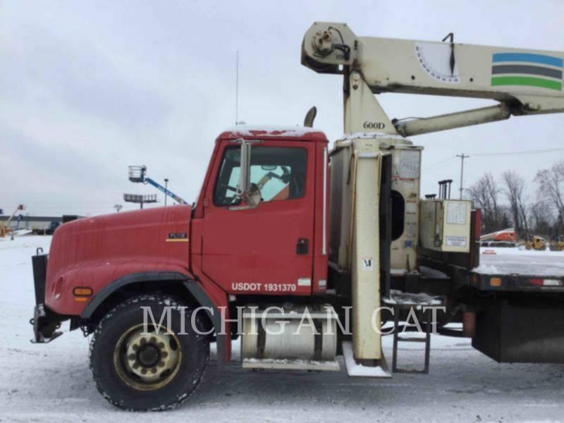 FREIGHTLINER ON HIGHWAY TRUCKS FL112 equipment  photo 6