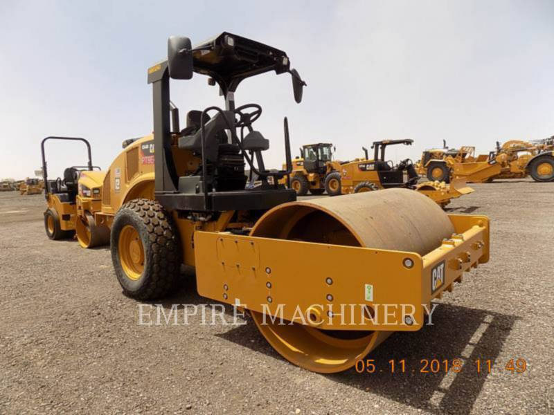 CATERPILLAR COMPACTEUR VIBRANT, MONOCYLINDRE LISSE CS44B equipment  photo 1