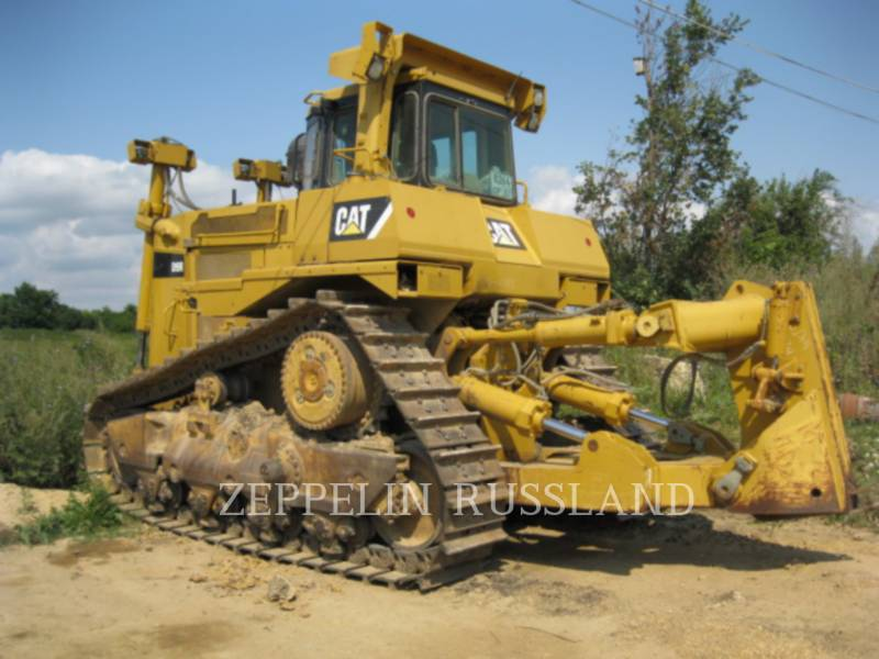 CATERPILLAR TRAKTOR GĄSIENNICOWY KOPALNIANY D9RLRC equipment  photo 15