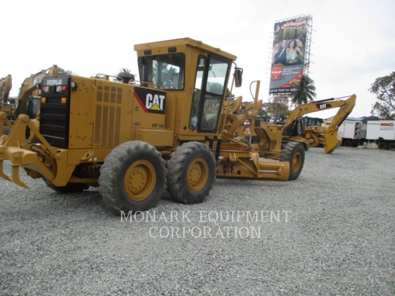 CATERPILLAR MOTORGRADER 120 K equipment  photo 3