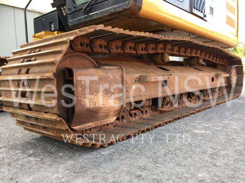 CATERPILLAR EXCAVADORAS DE CADENAS 320EL equipment  photo 11