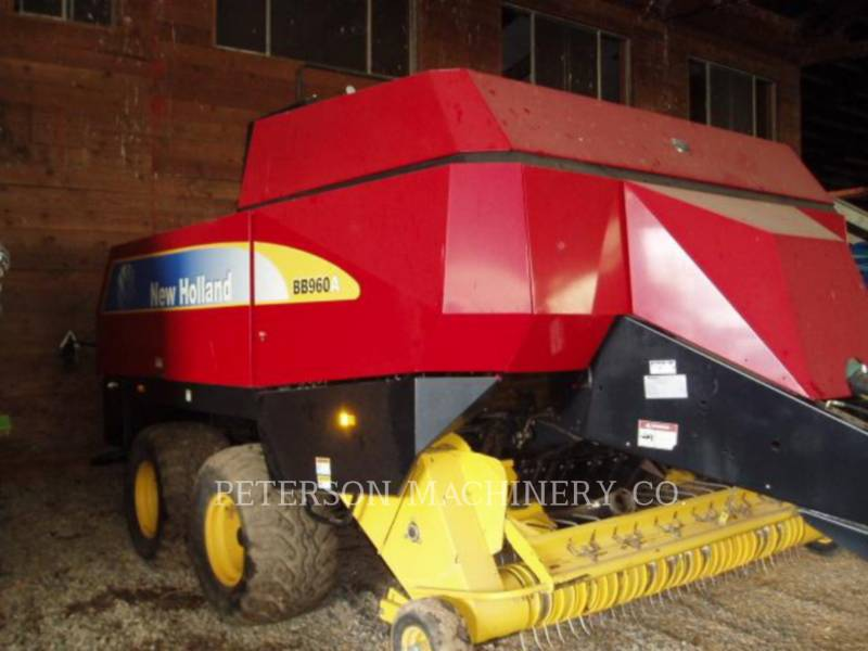 NEW HOLLAND LTD. MACCHINE AGRICOLE DA FIENO BB960A equipment  photo 7