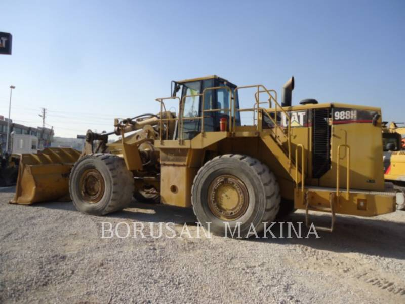CATERPILLAR CARGADORES DE RUEDAS 988H equipment  photo 6