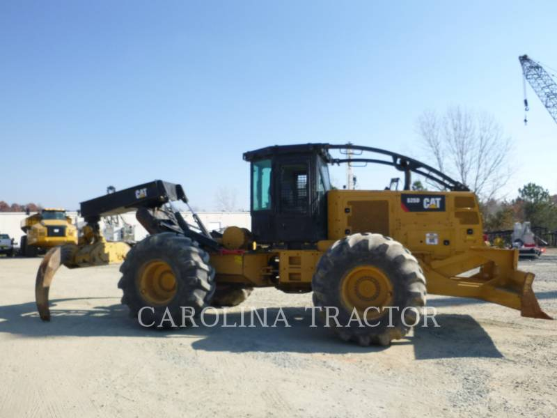 Caterpillar SILVICULTURĂ – EXCAVATOR FORESTIER 525D equipment  photo 5