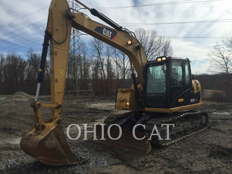 CATERPILLAR TRACK EXCAVATORS 311DLRR equipment  photo 12