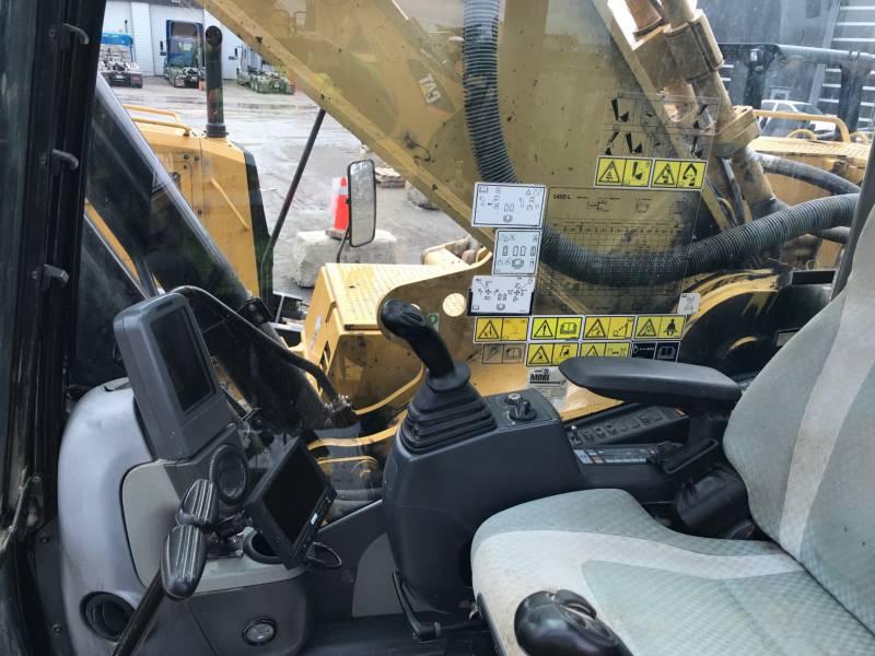 CATERPILLAR TRACK EXCAVATORS 345DL equipment  photo 8