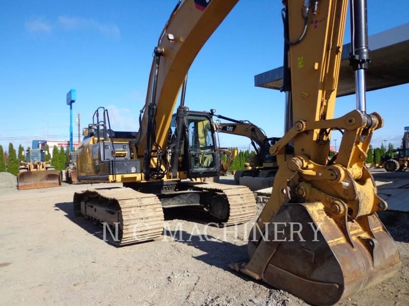 CATERPILLAR TRACK EXCAVATORS 336E L equipment  photo 2
