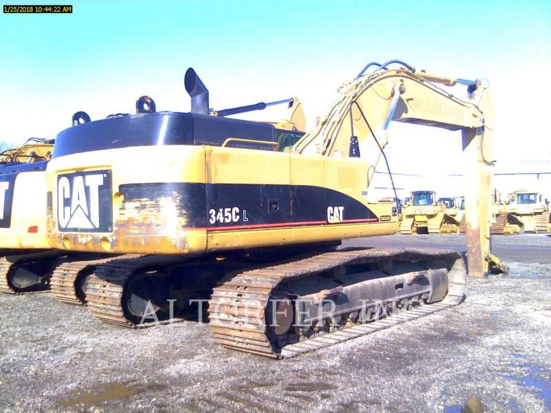 CATERPILLAR KETTEN-HYDRAULIKBAGGER 345CL equipment  photo 1