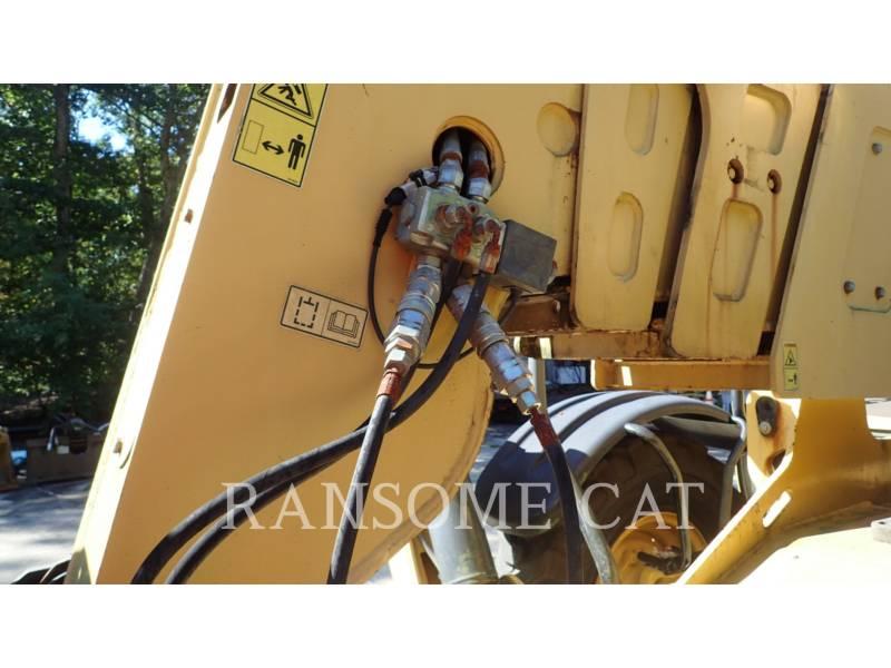 CATERPILLAR TELEHANDLER TH580B equipment  photo 12