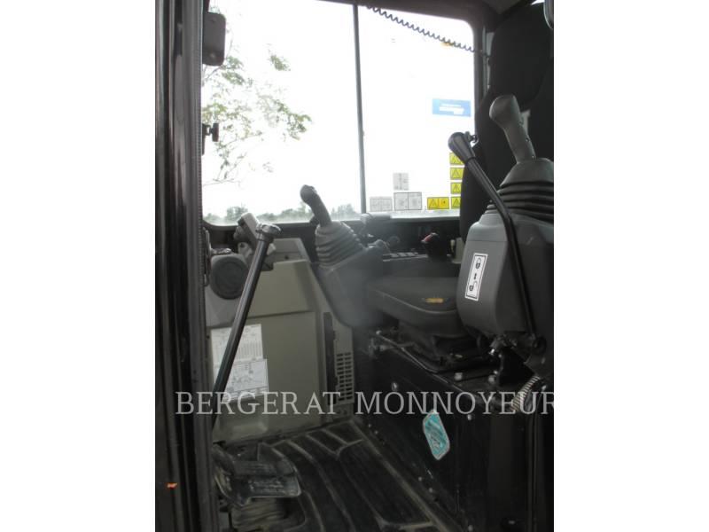 CATERPILLAR KETTEN-HYDRAULIKBAGGER 305.5E CR equipment  photo 5