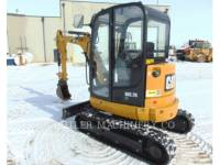 CATERPILLAR TRACK EXCAVATORS 302.7 D CR equipment  photo 3