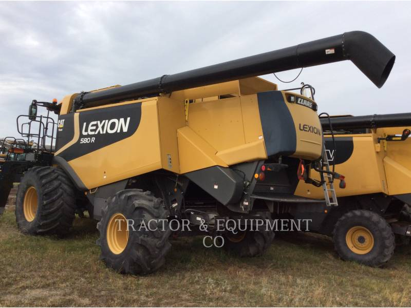 LEXION COMBINE KOMBAJNY LX580R equipment  photo 4