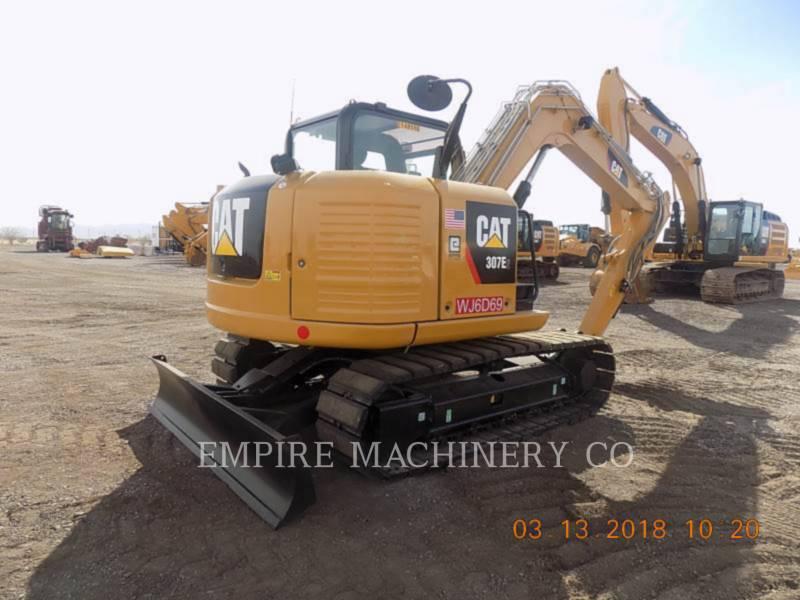 CATERPILLAR TRACK EXCAVATORS 307E2 equipment  photo 2