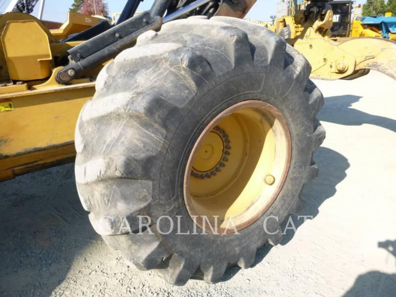 CATERPILLAR 林業 - スキッダ 525D equipment  photo 10