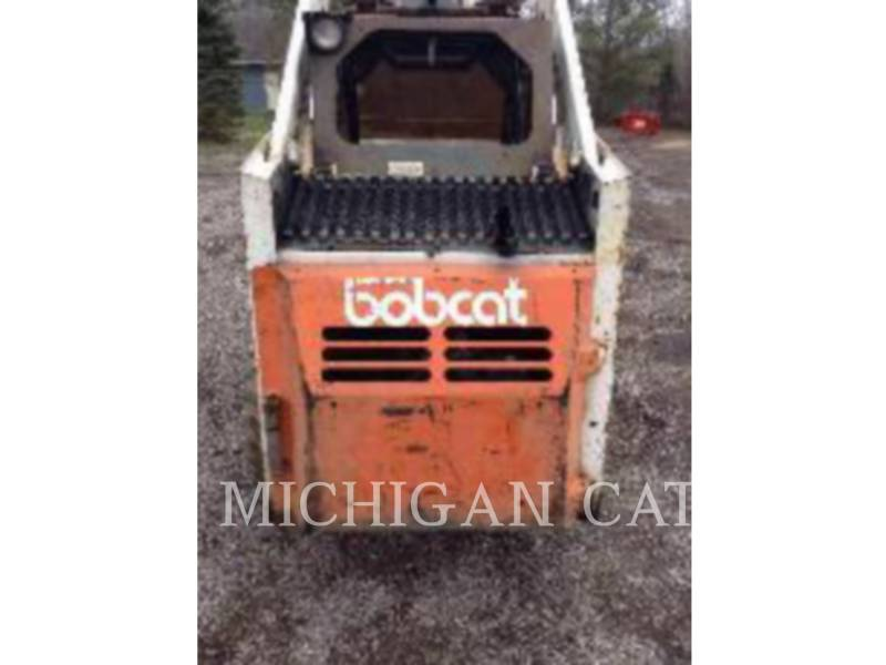BOBCAT SKID STEER LOADERS 743 equipment  photo 16