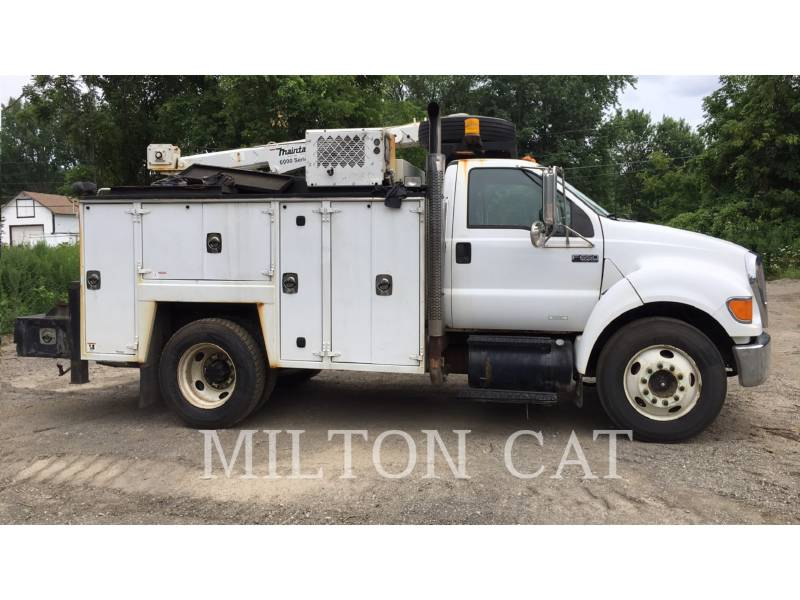 FORD ON HIGHWAY TRUCKS F650 equipment  photo 4