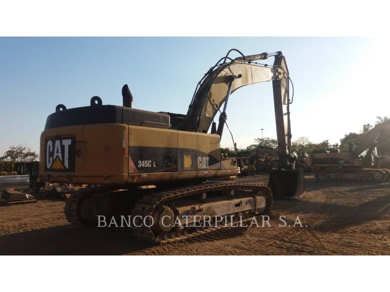 CATERPILLAR EXCAVADORAS DE CADENAS 345C equipment  photo 3