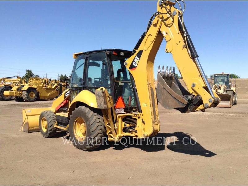 CATERPILLAR CHARGEUSES-PELLETEUSES 430F 4WDE equipment  photo 4