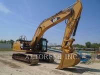CATERPILLAR TRACK EXCAVATORS 336EL equipment  photo 1