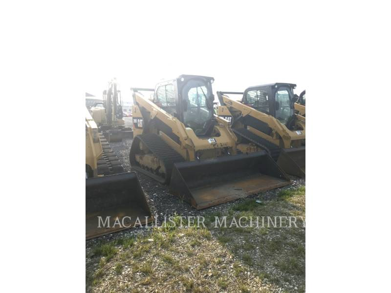 CATERPILLAR DELTALADER 289D equipment  photo 9