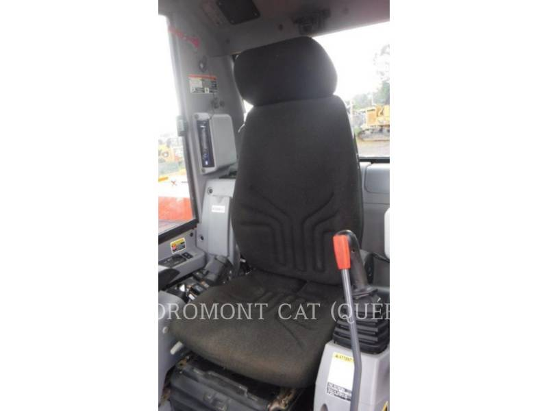 KUBOTA CORPORATION TRACK EXCAVATORS KX080-4 equipment  photo 10