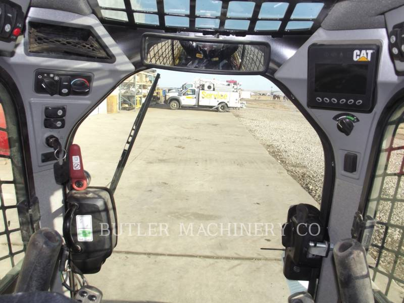 CATERPILLAR KOMPAKTLADER 287D equipment  photo 5