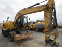 CATERPILLAR KOPARKI KOŁOWE M313D equipment  photo 4