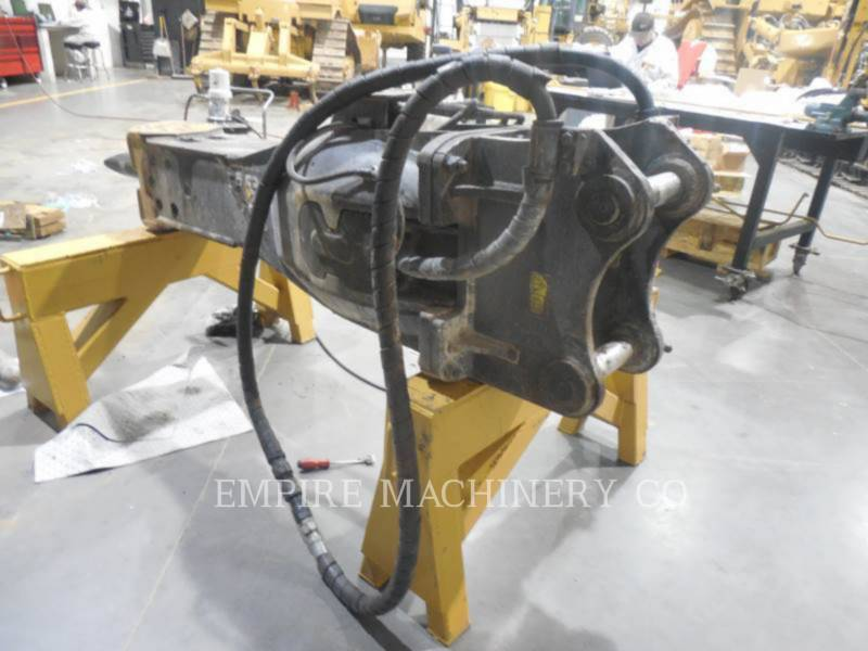 CATERPILLAR WT - MARTEAUX HYDRAULIQUES H115ES equipment  photo 2