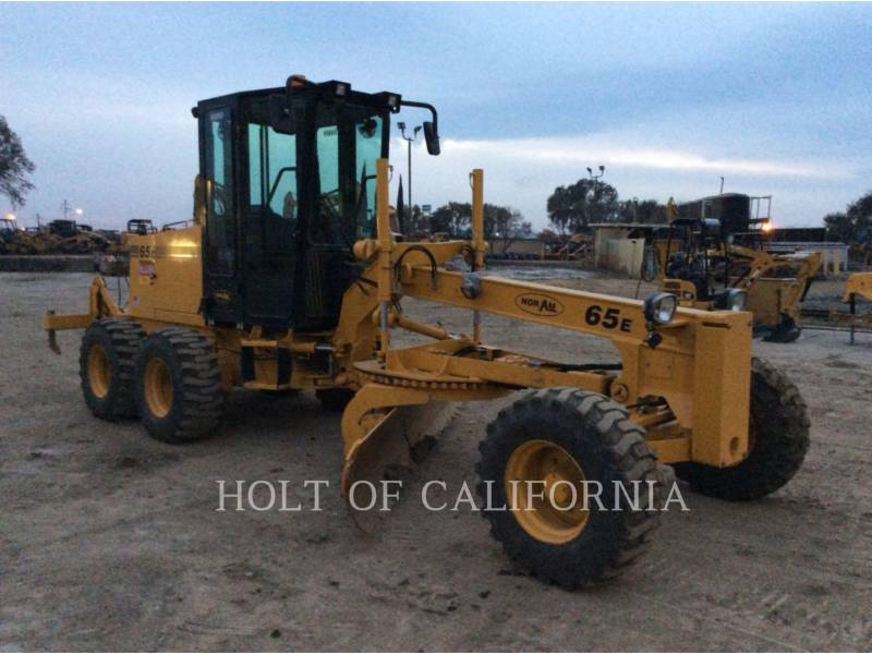 NORAM MOTOR GRADERS 65E equipment  photo 2